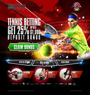 Tips For Betting On Tennis Tennis Betting Strategies